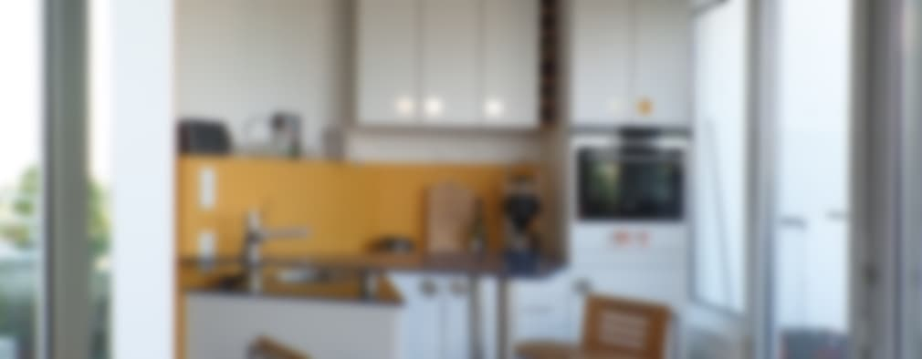 Cocinas de estilo moderno por Cathrin Büsse Innenarchitektur