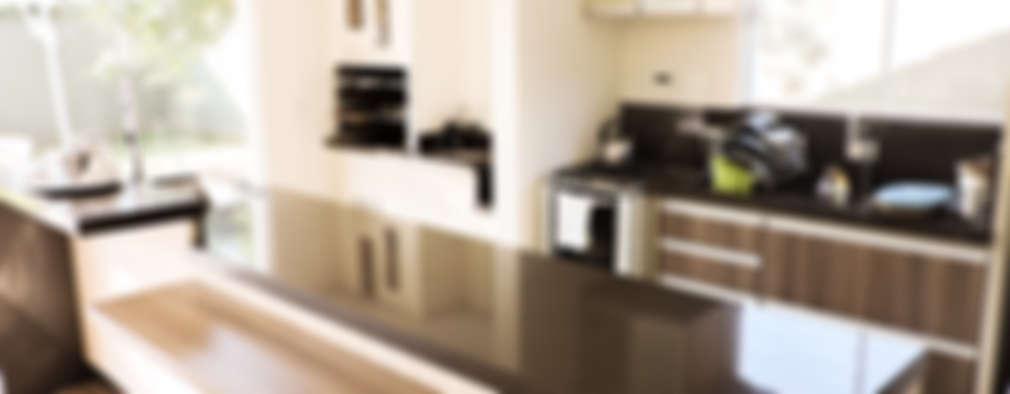 Cocinas de estilo moderno por Cecyn Arquitetura + Design