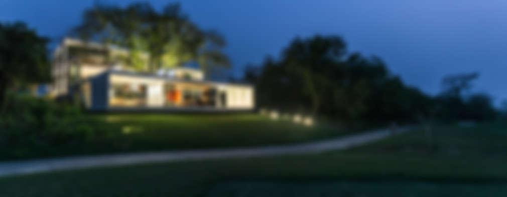 منازل تنفيذ Yucatan Green Design
