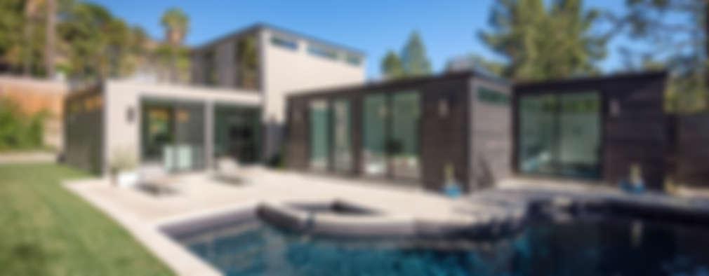 6 casas prefabricadas y espectaculares - Casas prefabricadas metalicas ...