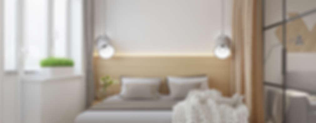 minimalistic Bedroom by Polygon arch&des