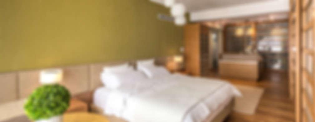 غرفة نوم تنفيذ NMD NOMADAS