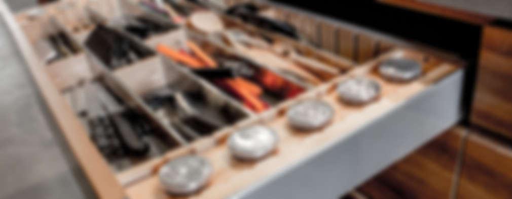 18 Ideen mit denen du kleine Küchen perfekt organisiert