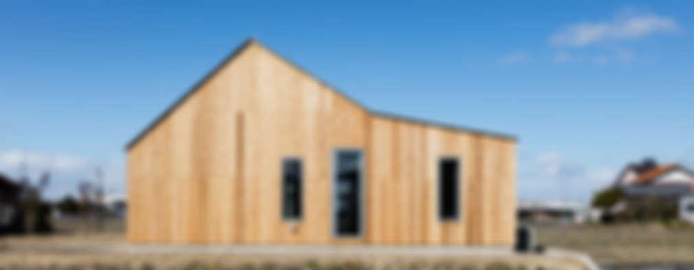 Una casa prefabricada y perfecta para vivir donde quieras - Vivir en una casa prefabricada ...
