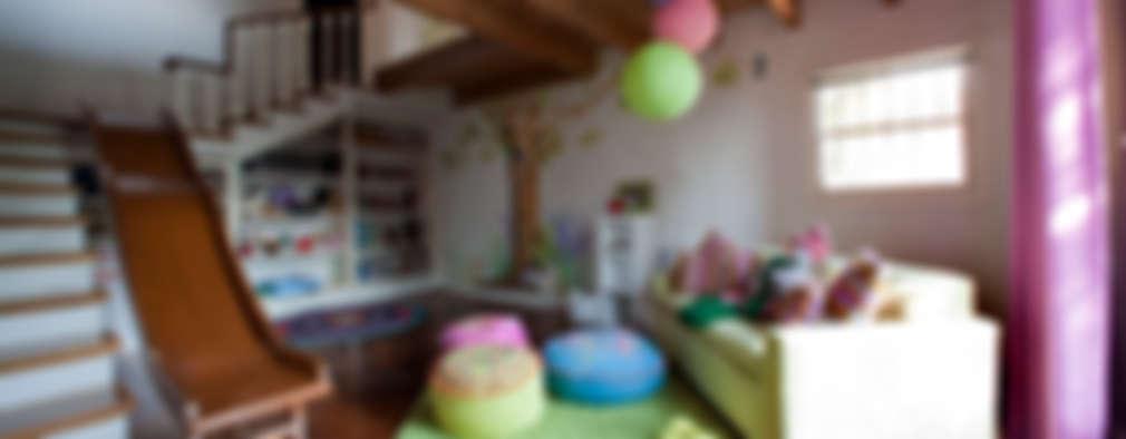 modern Nursery/kid's room by Erika Winters Design