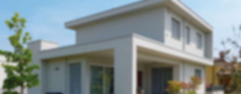 30 case prefabbricate realizzate in italia in poco tempo for Costruire casa risparmiando