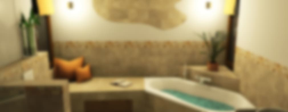 mediterranean Bathroom by Bad Campioni