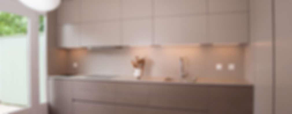 modern Kitchen by sandra marchesi architetto