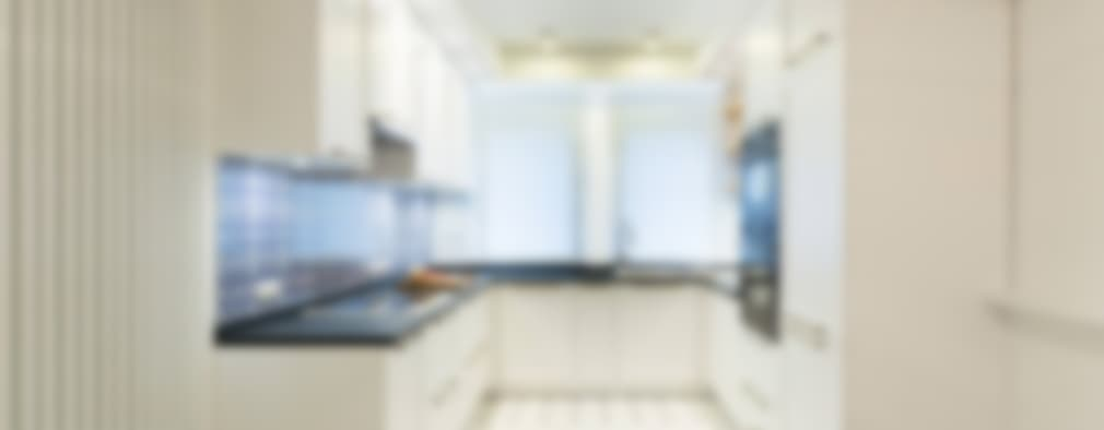 eclectic Kitchen by Pogotowie Projektowe Aleksandra Michalak