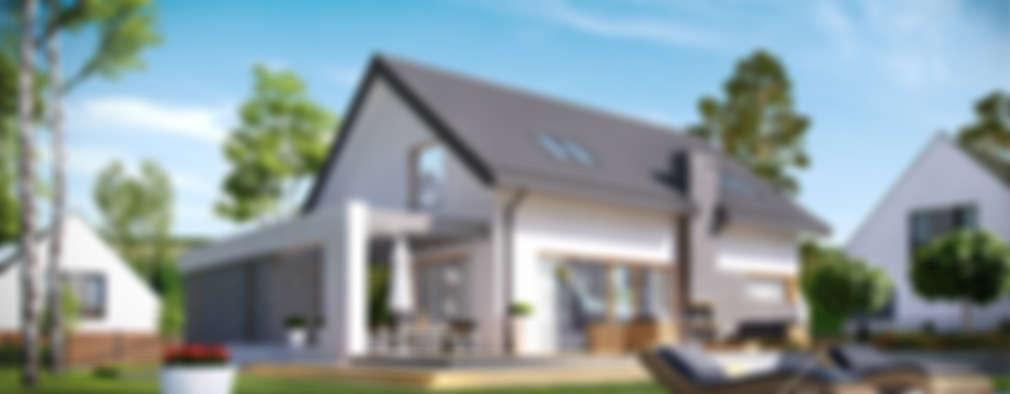 저렴한 건축 예산을 위한 열쇠. 턴키 방식 주택 건축 프로젝트