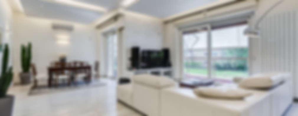 غرفة المعيشة تنفيذ EF_Archidesign