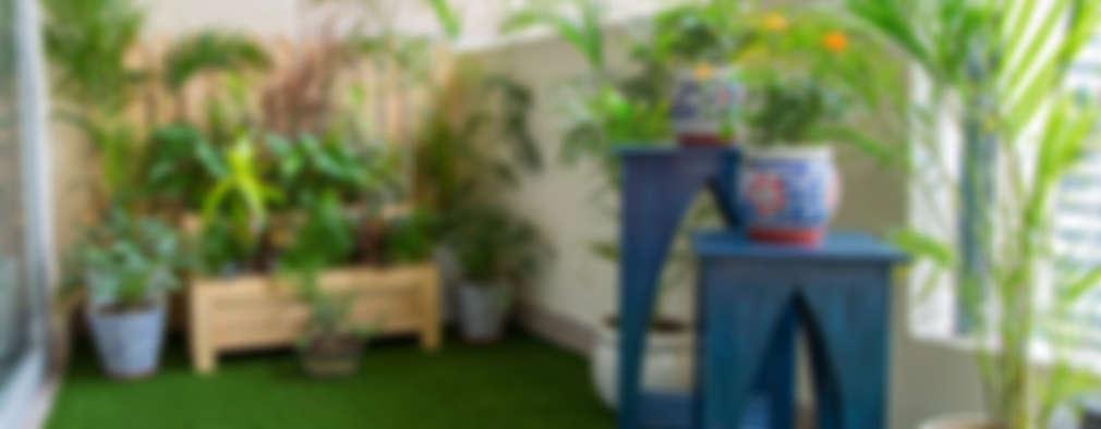 Terrace by Studio Earthbox