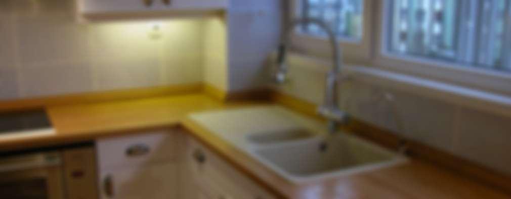 classic Kitchen by İndeko İç Mimari ve Tasarım