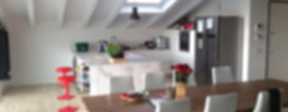 Marlegno:  tarz Ankastre mutfaklar