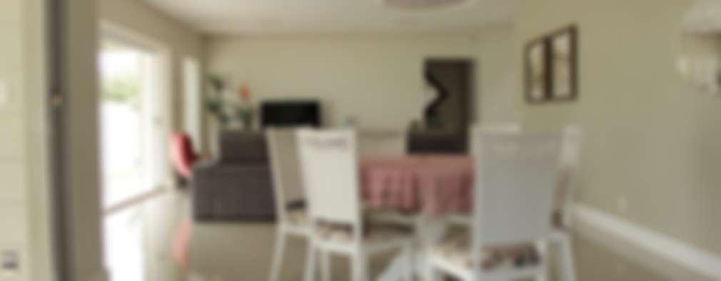 classic Dining room by canatelli arquitetura e design