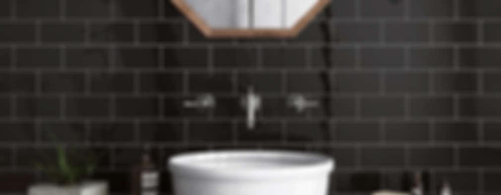 Moderne Badezimmer Von Equipe Ceramicas