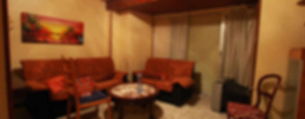 Salas de estilo moderno por Novodeco