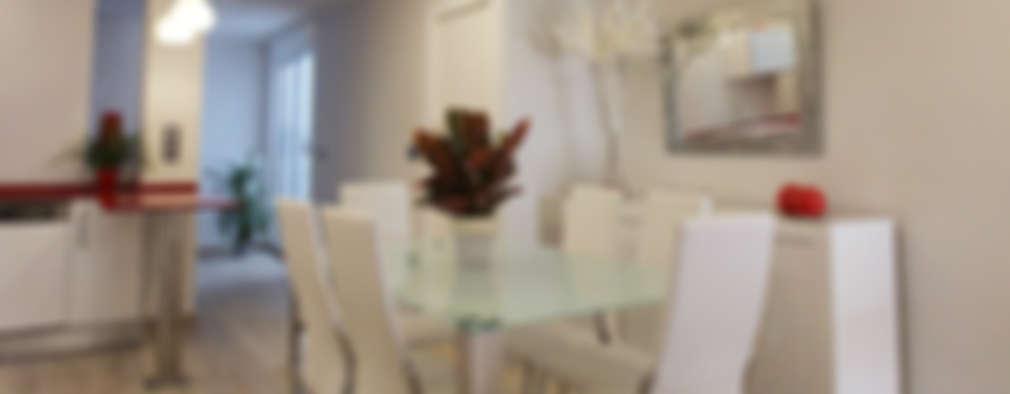 غرفة السفرة تنفيذ Novodeco