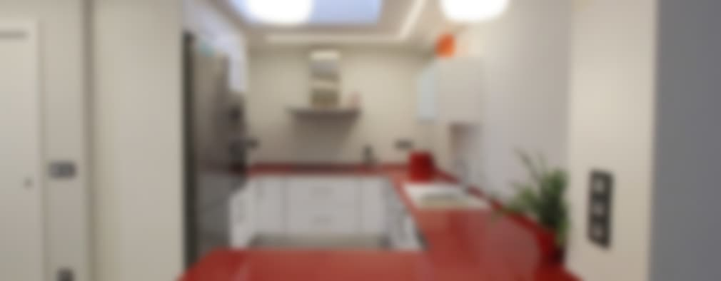 modern Kitchen by Novodeco