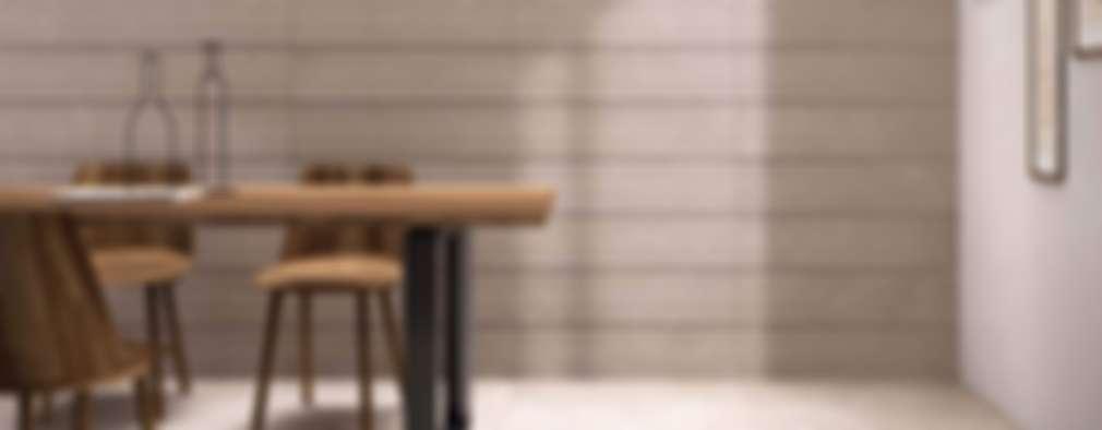 PAVIMENTI E RIVESTIMENTI:  in stile  di Ferrero Ceramiche - Ferrero s.r.l.