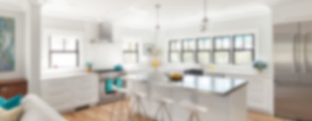 مطبخ تنفيذ Clean Design