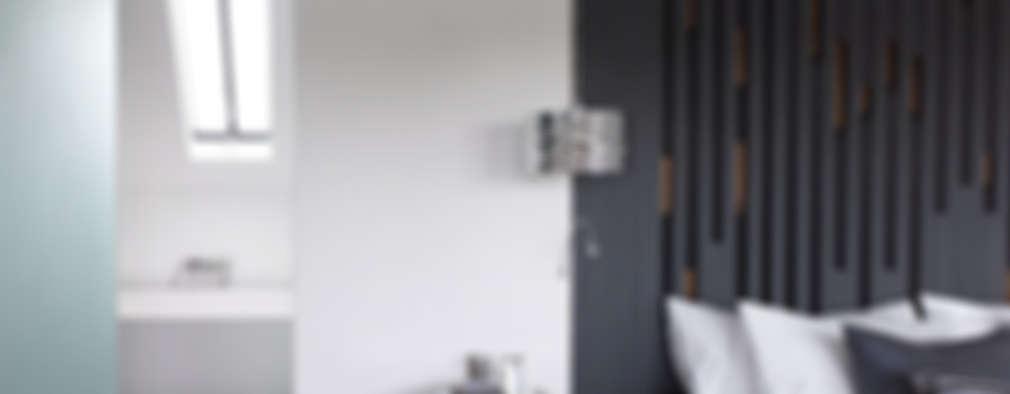 Dormitorios de estilo moderno por Elemental Architecture