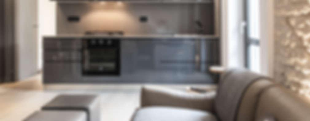 مطبخ تنفيذ BRANDO concept