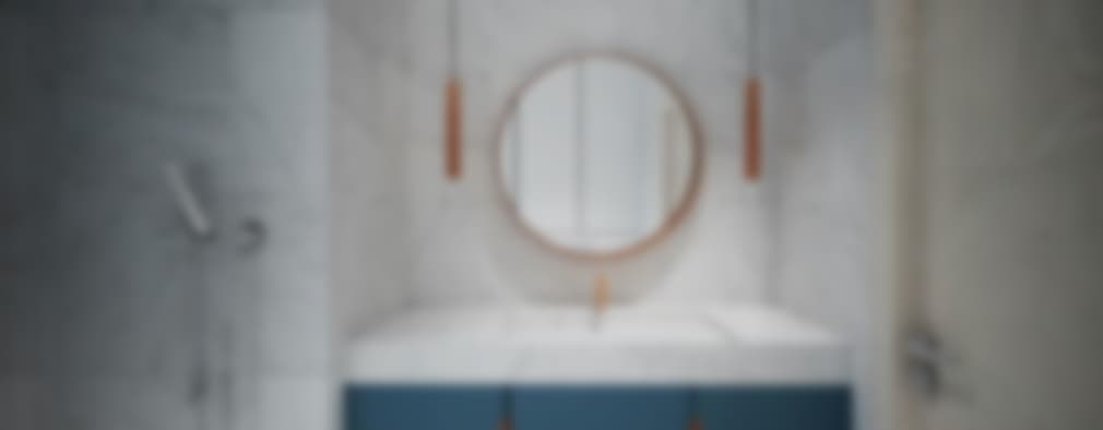 country Bathroom by ____op