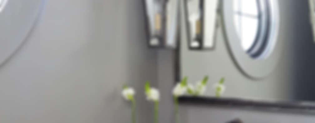 حمام تنفيذ Christopher Architecture & Interiors