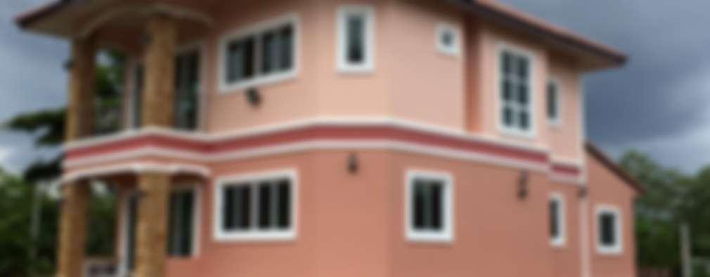 ส่งงานงวดสุดท้าย :  บ้านและที่อยู่อาศัย by หจก.เครือรุ่งโรจ