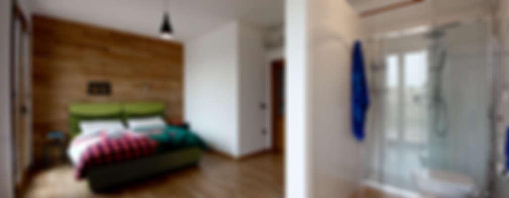 modern Bedroom by Salvo Lombardo Architetto