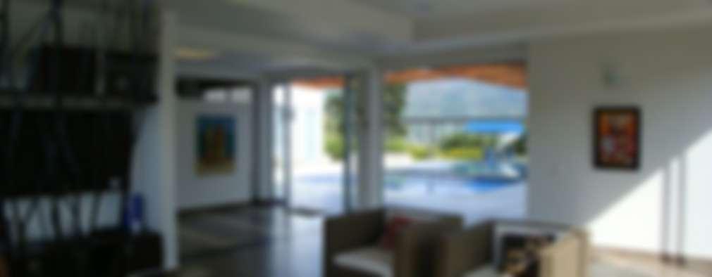 Salas de estilo moderno por homify