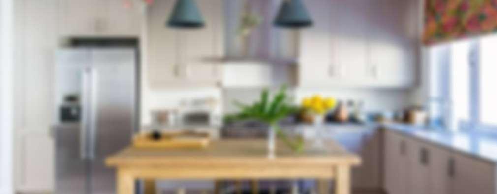 8 ideas de cocinas frescas y sencillas