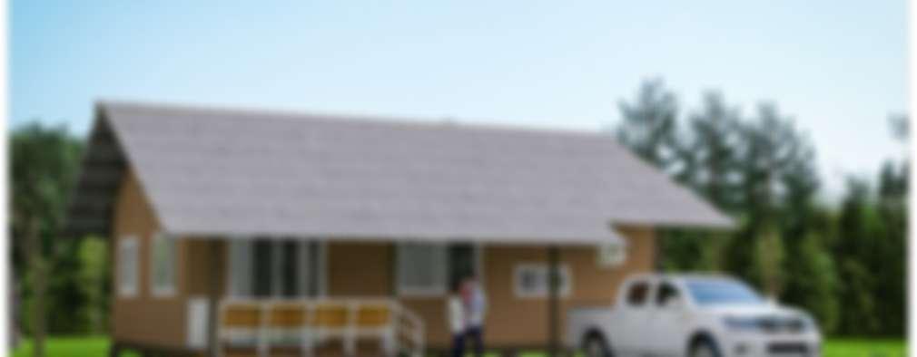 de estilo  por แบบแปลนบ้านสำเร็จรูป