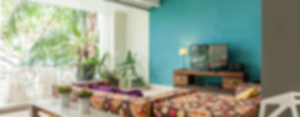 10 ideas de colores para pintar las paredes de tu sala y for Ideas para pintar la sala