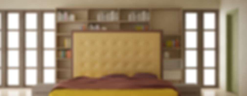 Dormitorios de estilo  por santiago dussan architecture & Interior design