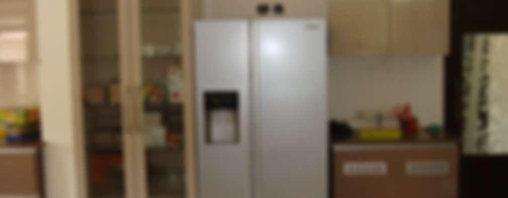 مطبخ تنفيذ elegant kitchens & Interiors