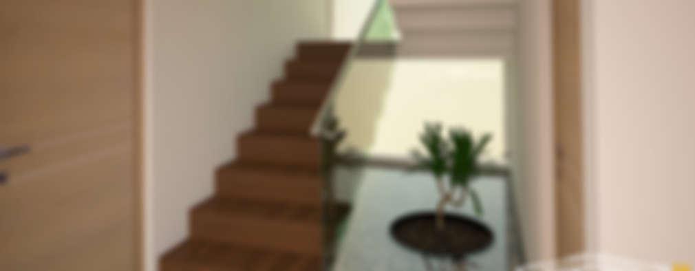 12 dise os de escaleras para que te inspires a remodelar for Tipos de escaleras para casa