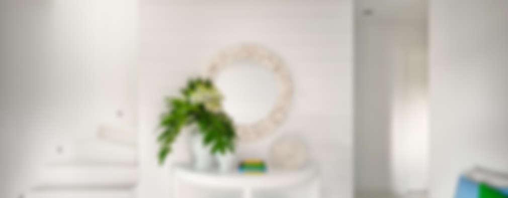 Pasillos y recibidores de estilo  por Prego Sem Estopa by Ana Cordeiro