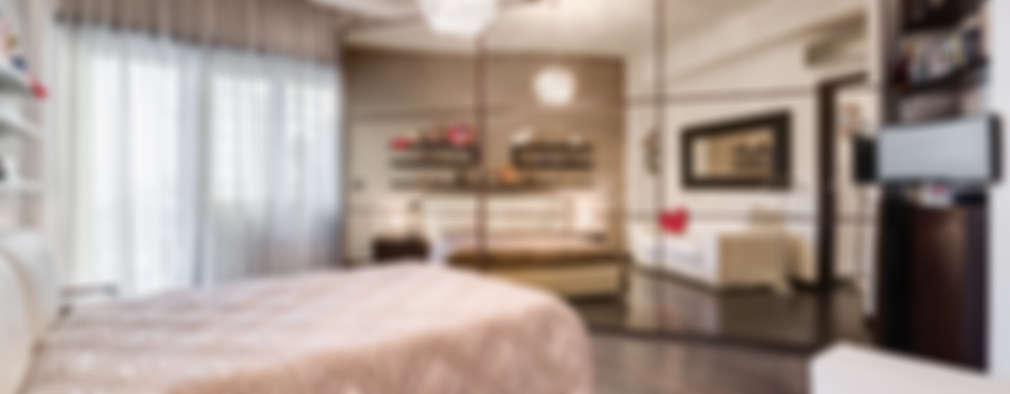 modern Bedroom by EF_Archidesign