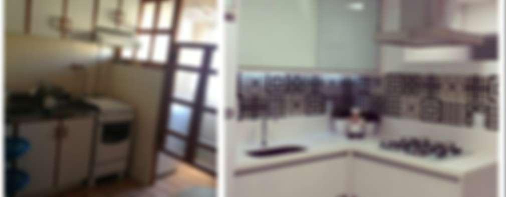 تنفيذ KOSH Arquitetura & Interiores