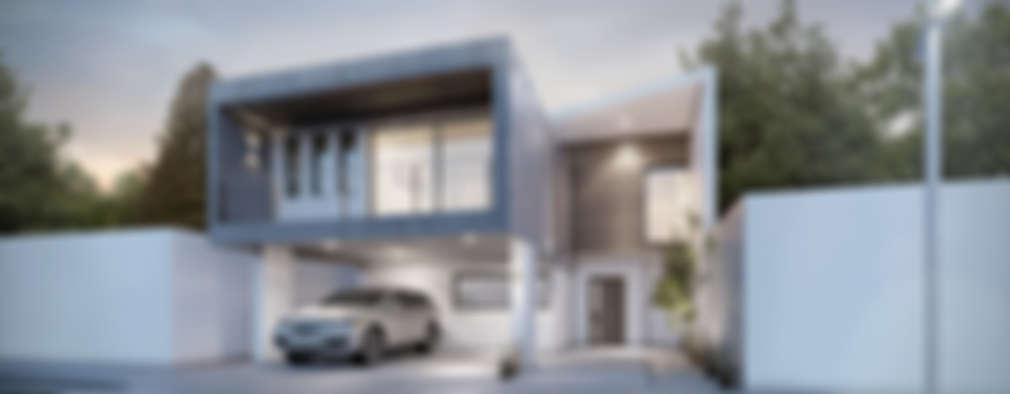 20 fachadas de casas modernas ¡fabulosas!