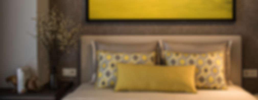 Ümit Okan Photography – Makyol Santral Örnek Daire: modern tarz Yatak Odası