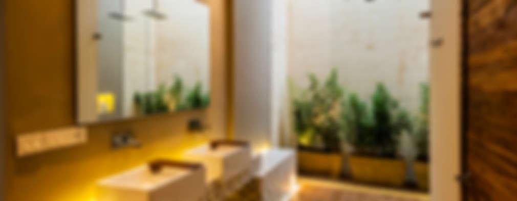 Salle de bain de style de style Moderne par Arquitectura en Estudio