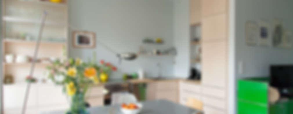 scandinavian Kitchen by Berlin Interior Design