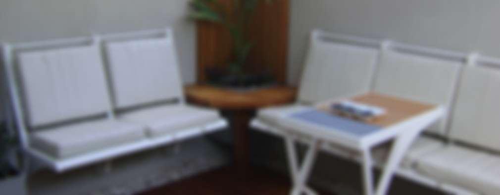 Patio Terminado:  de estilo  por Claroscuro Diseño Interior