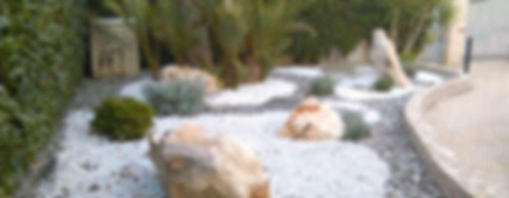 PROGETTAZIONE GIARDINI  Landscape GARDEN DESIGN : Giardino in stile in stile Rustico di  landscapeabc studio garden design