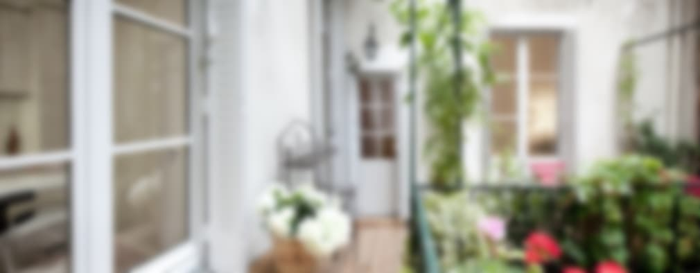 좁은 아파트, 놀라운 인테리어 아이디어 8