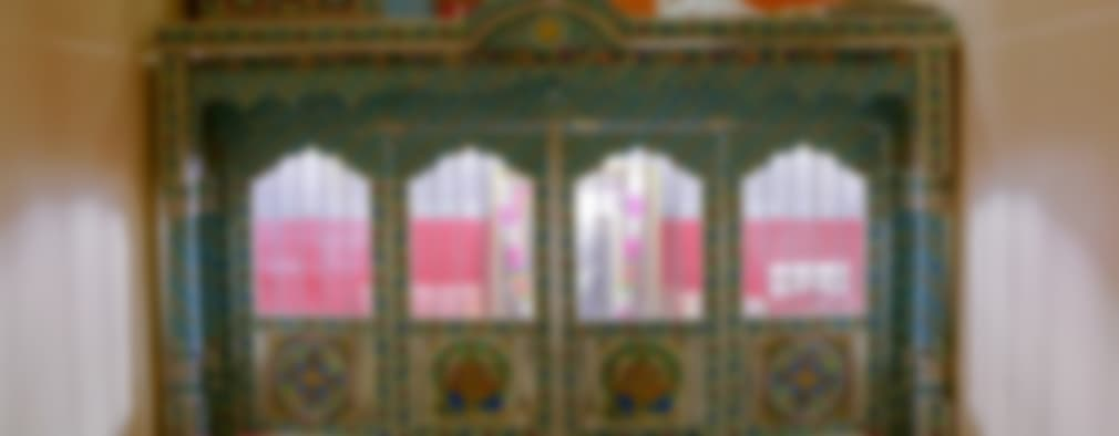 Shah Parivar Bungalow: modern Conservatory by ZEAL Arch Designs