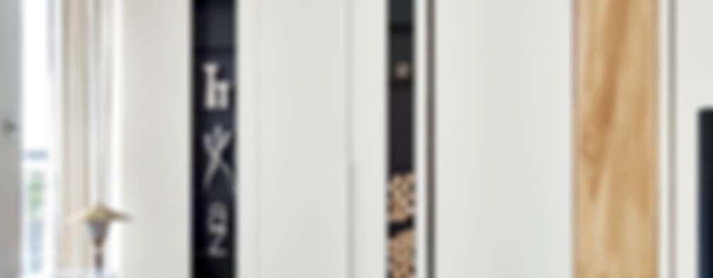 小.曲折|Anti-Sinuous:  窗 by 理絲室內設計有限公司 Ris Interior Design Co., Ltd.